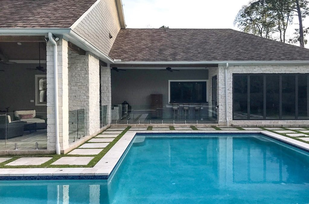 Modernize Your Property With Glass Pool Fences and Glass Railing Systems