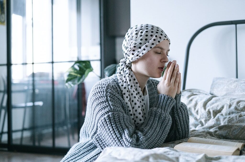 Say These 4 Prayers Before Bed For More Restful Sleep
