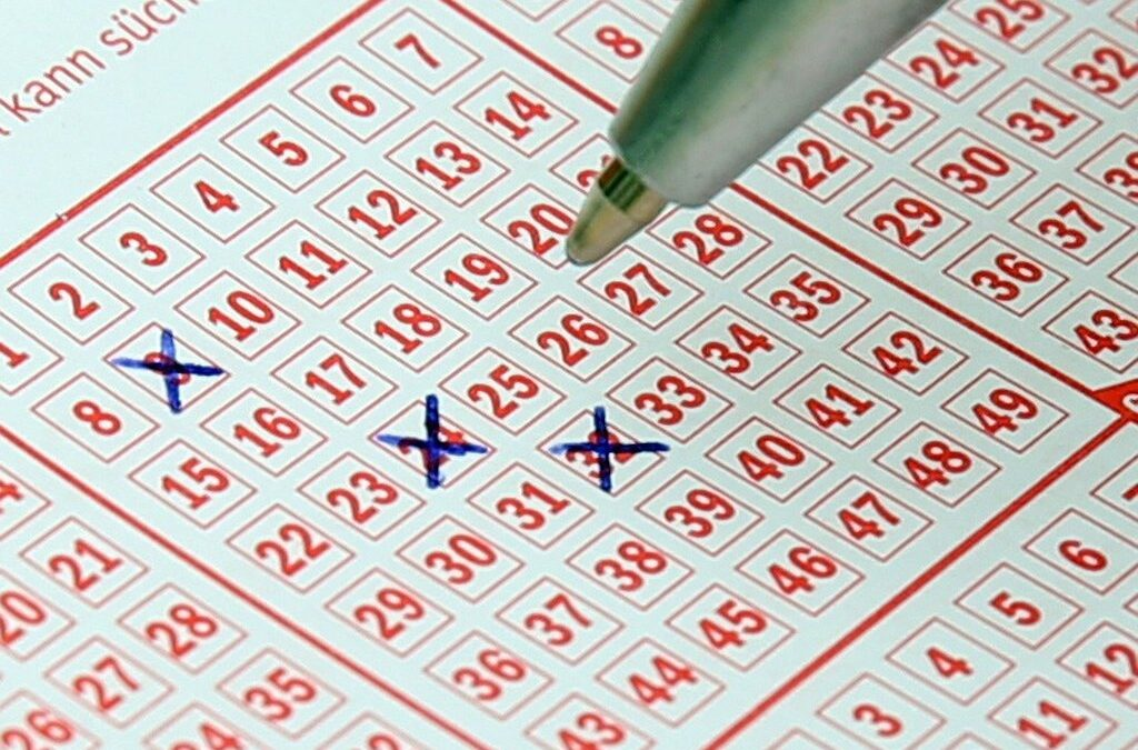 Lottery 101: 4 Tips to Improve Your Odds of Winning