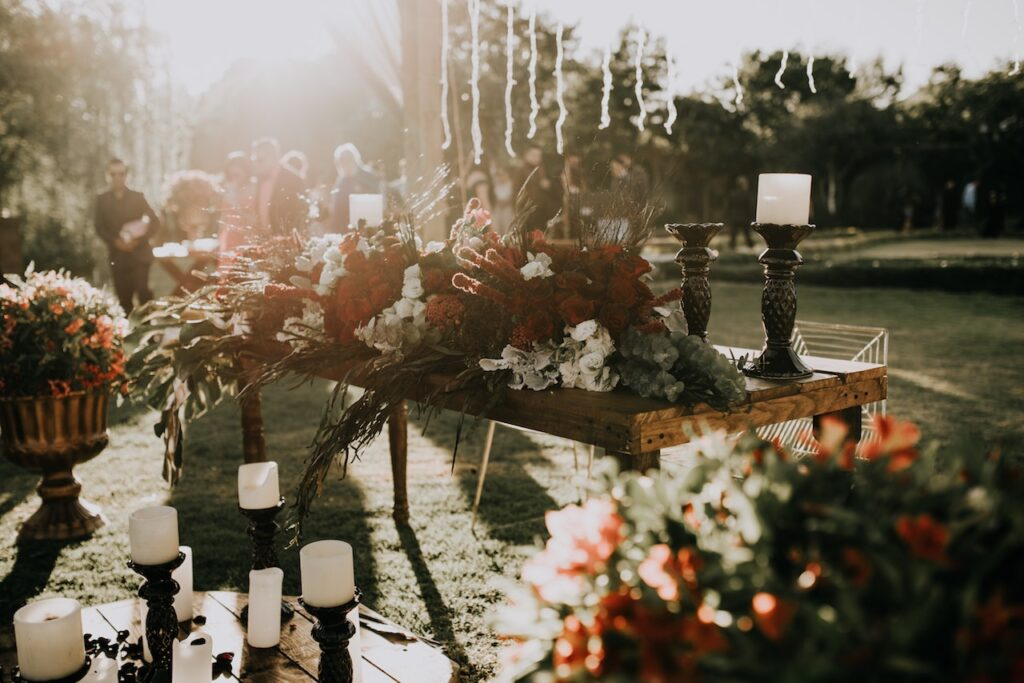 10 Food Ideas For Your Outdoor Summer Wedding