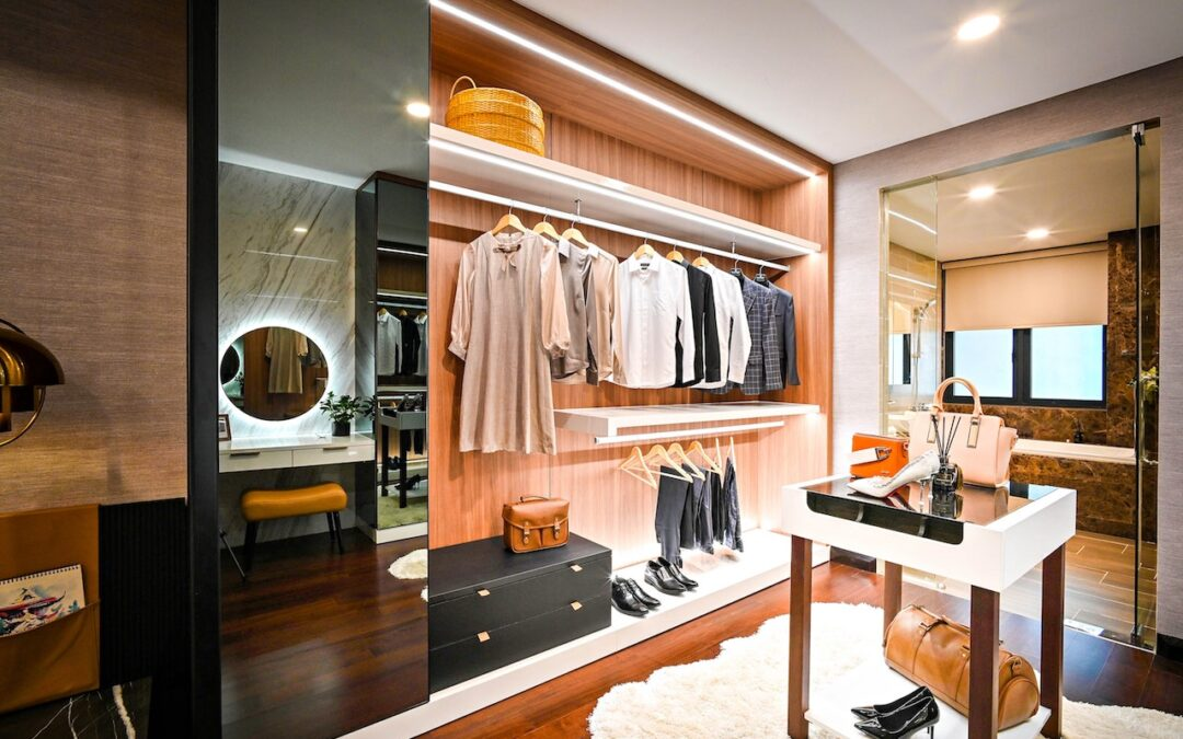 Tips For Selecting The Right Wardrobe