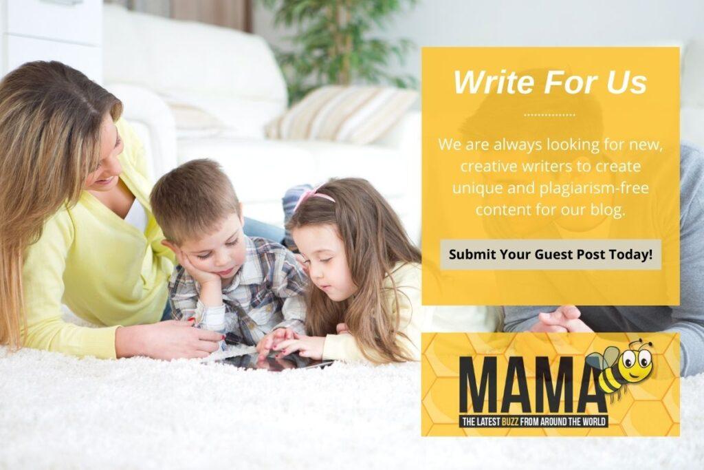 Write For Us -- Mama Bee